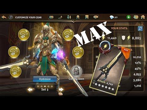 Dungeon Hunter 5 Maxing Semi-Legendary Ep 3 Skiverend