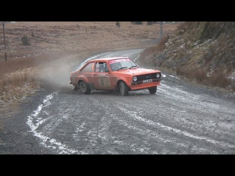 Mid Wales Stages 2015 HD