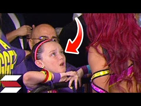 Shocking Stories From Fans Who Met Wrestlers