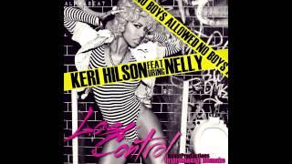 Keri Hilson - Lose Control ft. Nelly Instrumental Remake [MP3 + FLP]