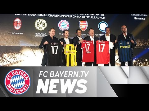 Bayern return to training