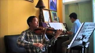 Menuet and Trio - Jules Danbe