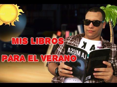 MIS LIBROS PARA EL VERANO_ALEJANDRO POETRY