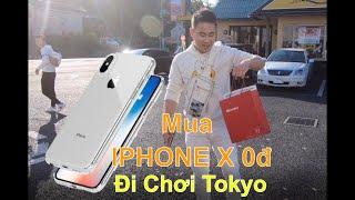Gambar cover Đi chơi tokyo l Mua iphone X mới 0 đồng - Linh Nhật Hoàng TV