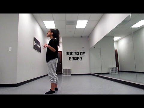 Learn Ya- 6LACK | Angelina J. Choreography
