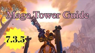 Video Retribution Paladin Mage Tower: Guide and Commentary download MP3, 3GP, MP4, WEBM, AVI, FLV Juli 2018