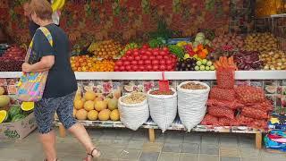 Анапа. Джемете - Первый проезд. Июль 2018
