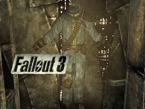 Fallout 3 How To Get Sheriffs Duster And Armored Armored Vault 101