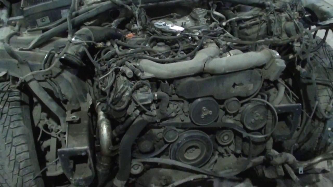 Audi Q5  Обзор повреждений