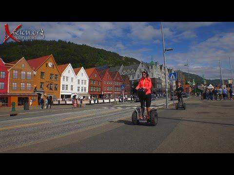 Norway 4K Part Three Bergen