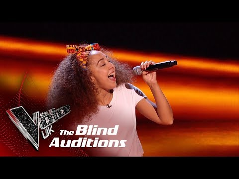 kenza-blanka's-'papaoutai'-|-blind-auditions-|-the-voice-uk-2019