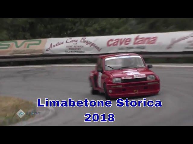 Limabetone Storica Trofeo Fabio Danti 2018 Velocità Salita Auto Storiche Aci Sport Magazine