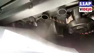 VW Golf 5 Cabin air pollen filter replacement (in two minutes)