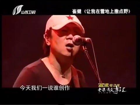《老梁故事汇》中国摇滚音乐的传奇 崔�17