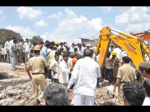 Bhalki Bustand Accident Dist. Bidar Karnataka