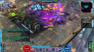Marvel Heroes 2015 - Vibranium Mines (Full Gameplay with Cutscenes)