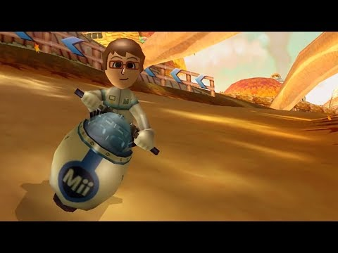 Mario Kart Wii - Maple Treeway - 1:52.243 (World Record)