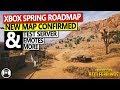 Spring xbox pubg roadmap new map test server emotes more mp3