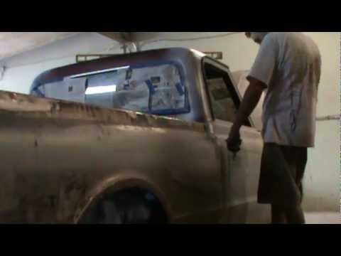 1972 Chevrolet Truck Rust Repair Rocker Panel Cab Corne