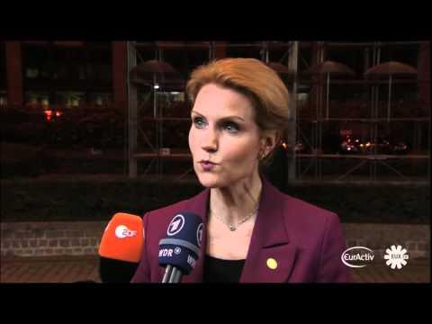 Danish PM: We will back treaty change