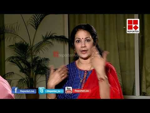 Close encounter with Shanthi krishna