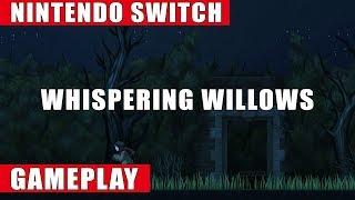 Whispering Willows Nintendo Switch Gameplay