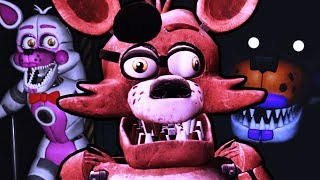 I FOUND THE PRIVATE ROOM DOOR! || Five Nights at Freddy's VR: Help Wanted Part 7
