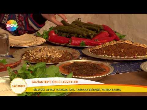 Lezzet Haritası - Gaziantep / 8 Şubat