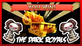Knights and Dragons - The Dark Royals: Boss Collection Event + Epic Fusion Frenzy!