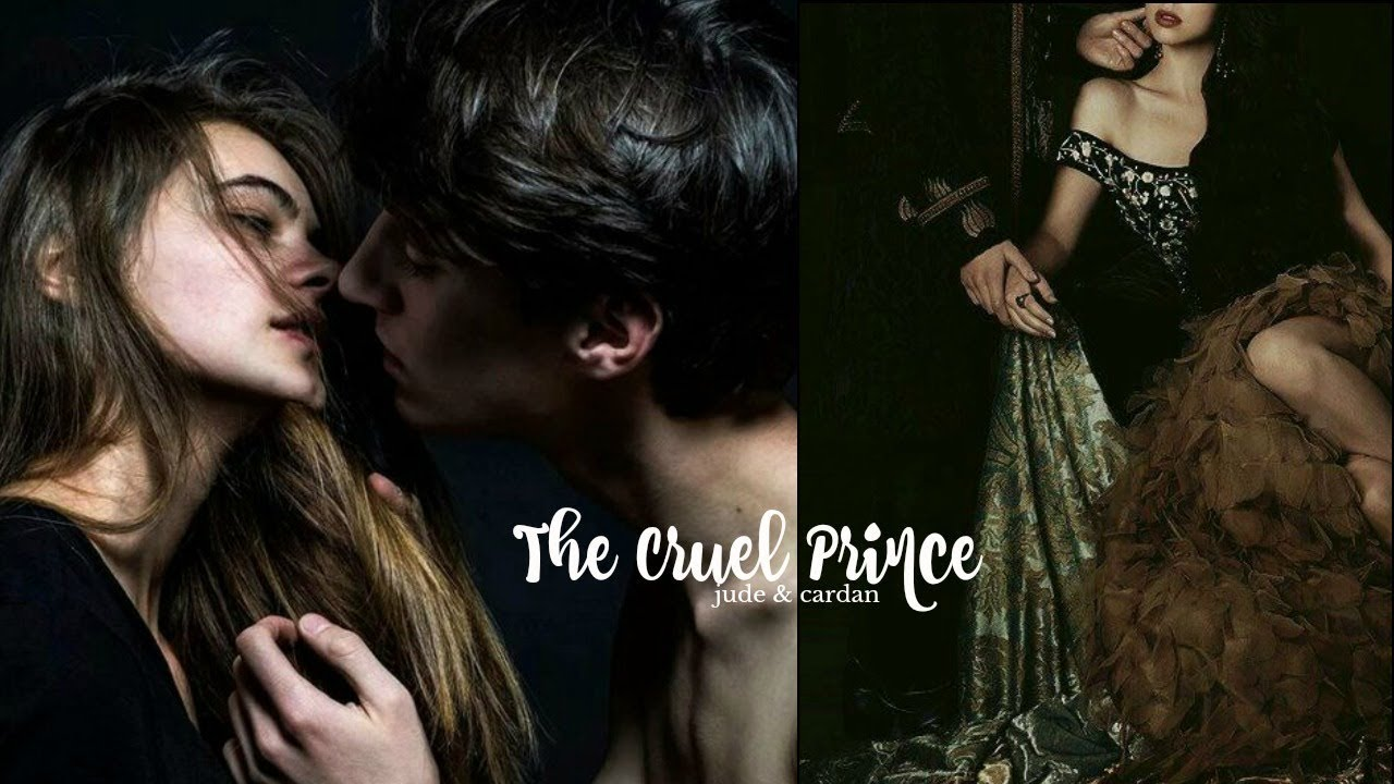 THE CRUEL PRINCE & WICKED KING ⦁ BOOK TRAILER & PLAYLIST