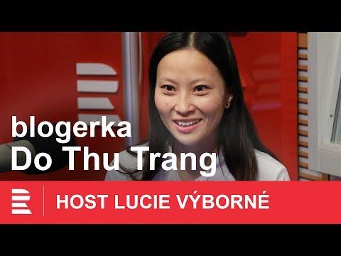 Do Thu Trang: Ne všechny vietnamské děti přebraly po rodičích večerky
