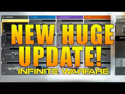 NEW HUGE UPDATE! | NEW WEAPONS, AXE, NEW VARIANTS, & MORE! | HUGE SUPPLY DROP OPENING