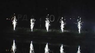Фонтаны 2 м фрагм 01 http://www.пиротехник.com(Fireworks company Sheriff http://www.pyro-ua.com Пиротехническое предприятие Шериф, подробности на сайте http://www.пиротехник.com..., 2009-03-09T13:01:53.000Z)