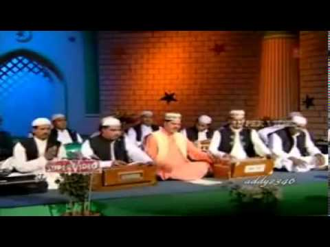 Hazrat Ghous Pak ka bachpan qawali by tasleem and arif Part 1