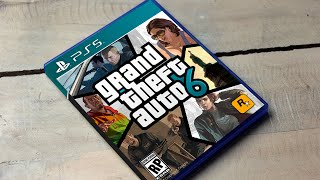 [FAKE] GTA VI/6 ON PS5 SPEED/FAN ART PHOTOSHOP