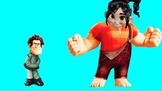 Ralph breaks the internet craziness funny videos moment 2018