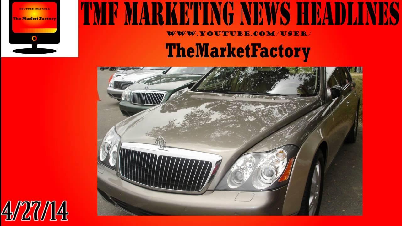 Marketing News 42714