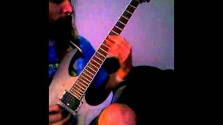 The black dahlia murder - of darkness spawned solo