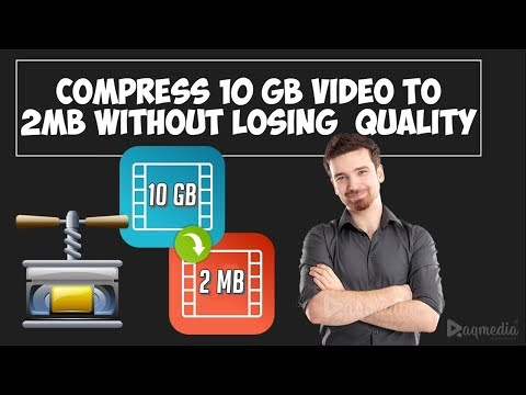 Compress 10gb Video To 2mb Without Losing Quality