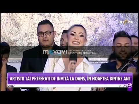 Sorina Ceugea si Culita Sterp - Revelion AntenaStars