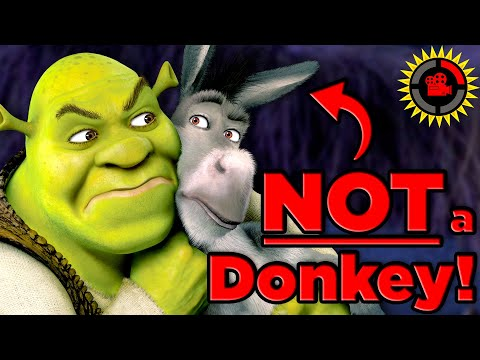 Film Theory: Shrek's Donkey Was SECRETLY A Human! (Shrek Movie)