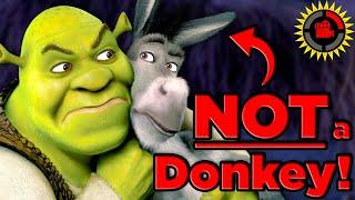 Download Film Theory: Shrek's Donkey was SECRETLY a Human! (Shrek Movie) Mp3 and Videos