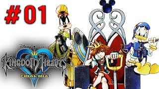 Kingdom Hearts Final Mix   Episode #01   Princess Platforms
