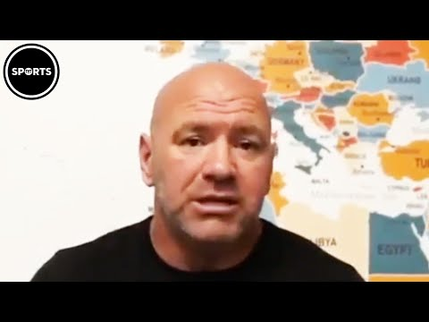 Dana White Asks Iranian Government To Spare Wrestler's Life