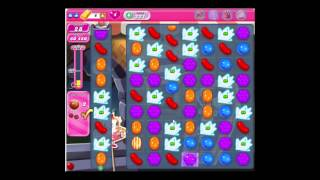 Candy Crush Saga level 221 NO BOOSTERS - 3 stars