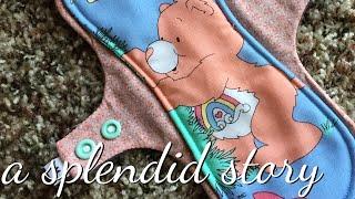 A Splendid Story // Cloth Pad Unboxing!