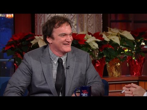 BREAKING: Quentin Tarantino Loves RomComs