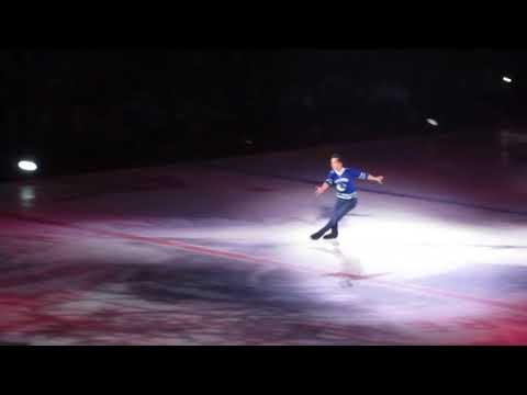 Patrick Chan - Stars on Ice 2018 - Vancouver, BC