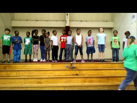 Creative City Public Charter School song