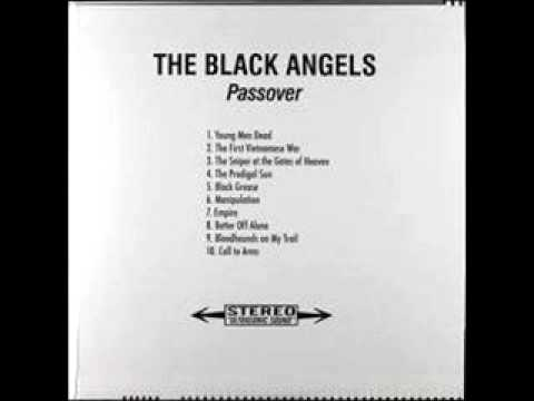 Picture Of Black Angels In Heaven